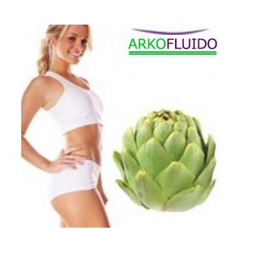 Alcachofa Bebible 3X1  20 Botellitas Arkofluido
